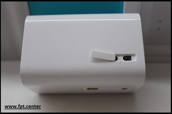 Bộ phát sóng WiFi 4G Huawei E5180 Cube hổ trợ 32 User