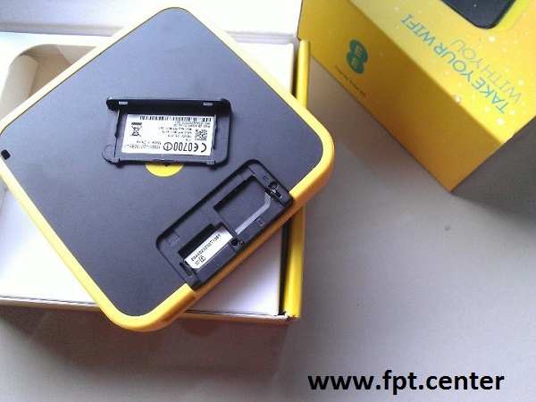 Bộ phát sóng WiFi 3G/4G Alcatel OneTouch Link Y855