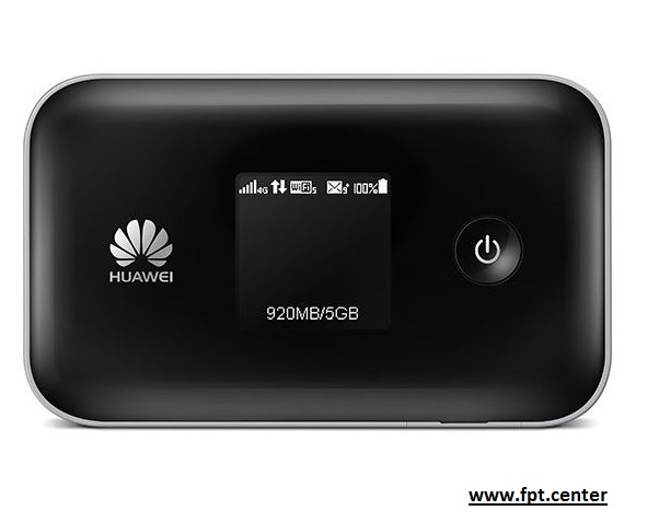 Thiết bị phát 4G Huawei E5377Ts-32 Pin trâu 12 tiếng tốc độ 150 Mbps