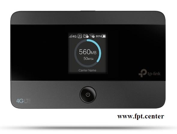 Bộ phát WiFi di động 3G/4G LTE Tplink M7350