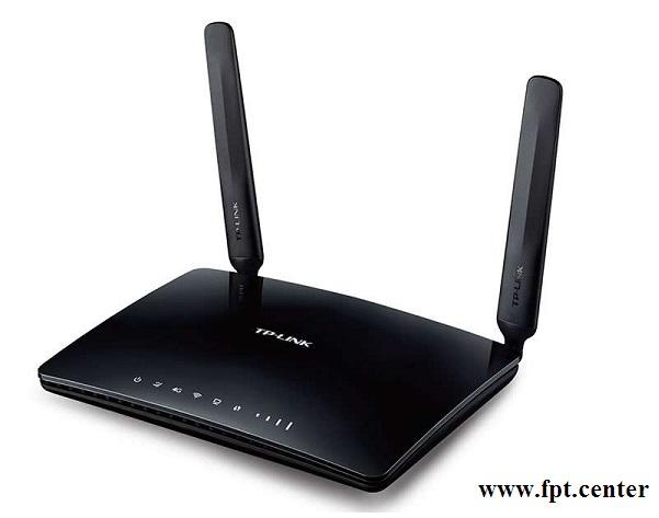 Bộ phát WiFi di động 4G LTE Tplink MR6400