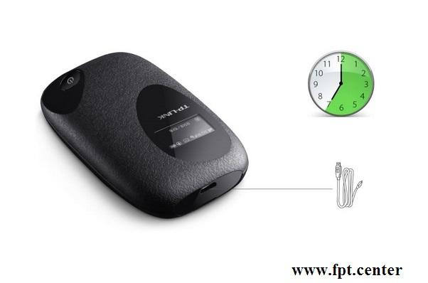 Bộ phát di động WiFi 3G Tplink M5350