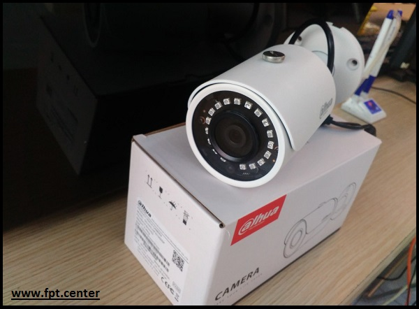 Camera DAHUA HDCVI HAC-HFW1200SP hồng ngoại 2.0 MP