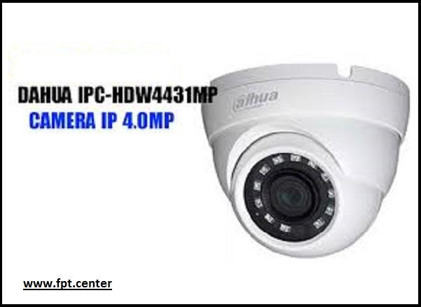 Camera IP Dahua IPC-HDW4431MP chính hãng 4.0 MP giá tốt