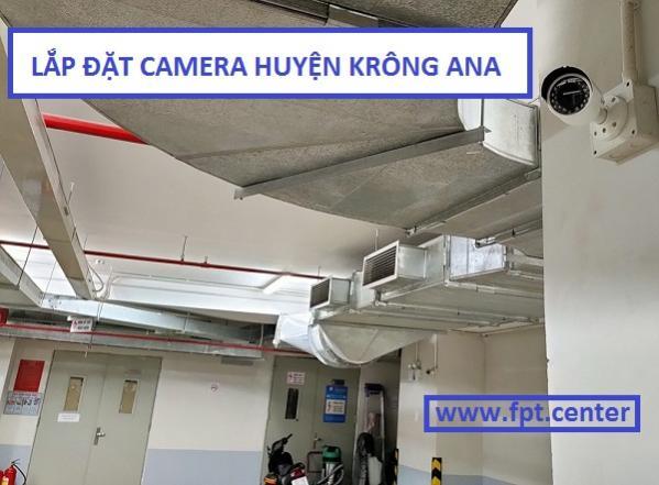 Lắp đặt camera an ninh ở huyện Krông Ana, Đắk Lắk