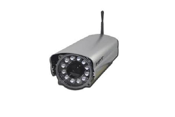 Camera IP FPT F - L93M Thân Trụ Hồng Ngoại Tầm Xa 100M