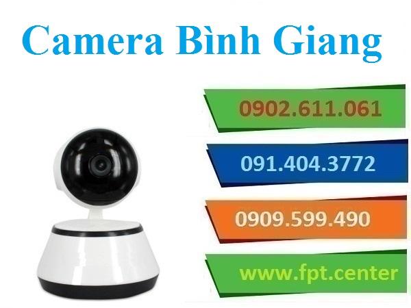 Lắp đặt camera huyện Bình Giang giá rẻ nhất thị trường