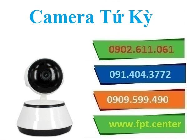 Lắp đặt camera huyện Tứ Kỳ khuyến mãi trọn bộ chỉ 5 triệu