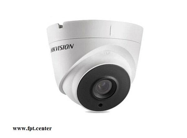 Camera HD-TVI Hikvision DS-2CE56C0T-IT3 bán cầu 1 Megapixel