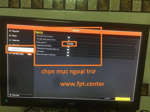 Khắc phục lỗi không ổ cứng HDD trên đầu ghi Hikvision