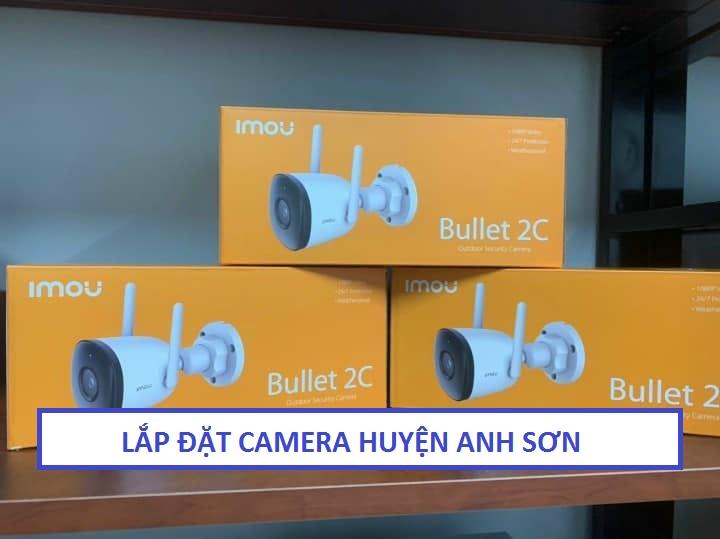 Lắp đặt camera chống trộm huyện Anh Sơn giá rẻ
