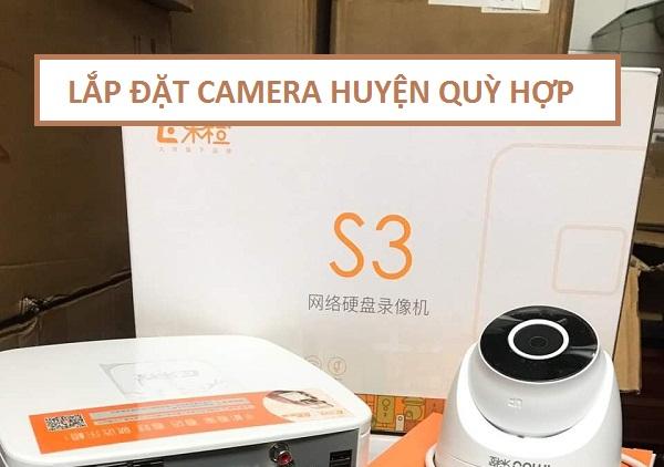 Lắp đặt camera huyện Quỳ Hợp với giá thành hấp dẫn
