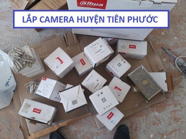 Lắp đặt camera giám sát huyện Tiên Phước, Quảng Nam nhanh chóng