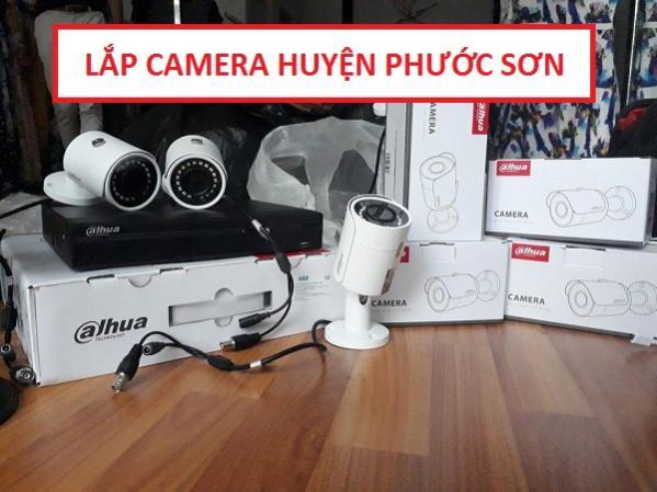 Lắp đặt camera huyện Phước Sơn, Quảng Nam giá rẻ