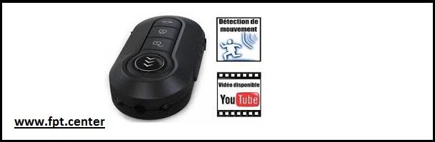 Móc khóa Camera K1 hỗ trợ quay đêm Full HD