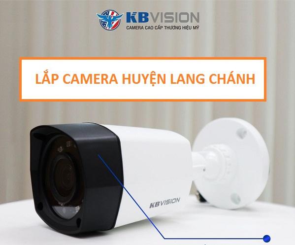 Lắp đặt camera giám sát huyện Lang Chánh đúng yêu cầu
