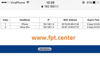 Hướng dẫn chặn người lạ sử dụng wifi Viettel VNPT Fpt nhà bạn
