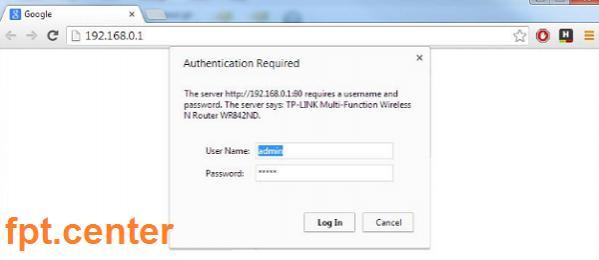 Hướng dẫn đổi pass mật khẩu Wifi các dòng Tplink Tenda thông dụng
