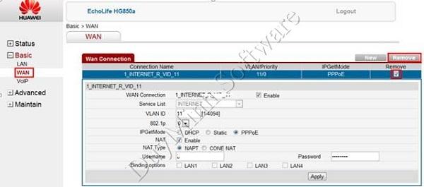 Hướng dẫn cấu hình modem GPON VNPT thành Converter