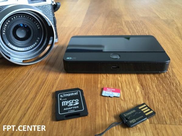 Thiết bị phát sóng Wifi 4G TpLink M7350 - Wifi 4G tốc độ cao