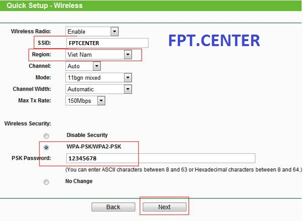 Hướng dẫn cấu hình bộ phát Wifi Tplink WR940N làm Router phát sóng
