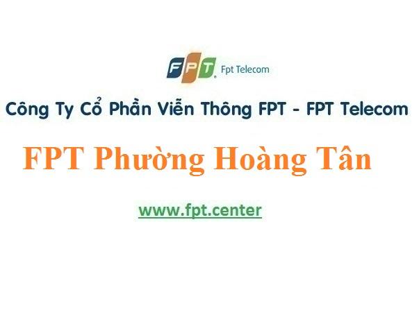 Lắp Đặt Mạng FPT Phường Hoàng Tân tại Thị Xã Chí Linh Hải Dương