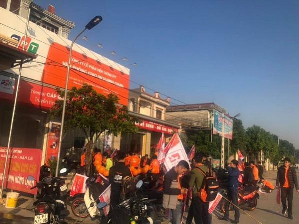 Văn Phòng Giao Dịch FPT Huyện Ninh Giang Chi Nhánh Quốc Lộ 37 Xã Ninh Thành