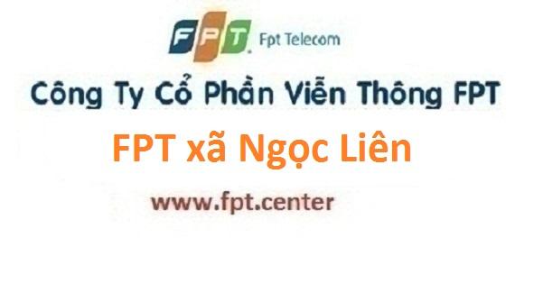 Lắp đặt internet truyền hình FPT xã Ngọc Liên ở Cẩm Giàng