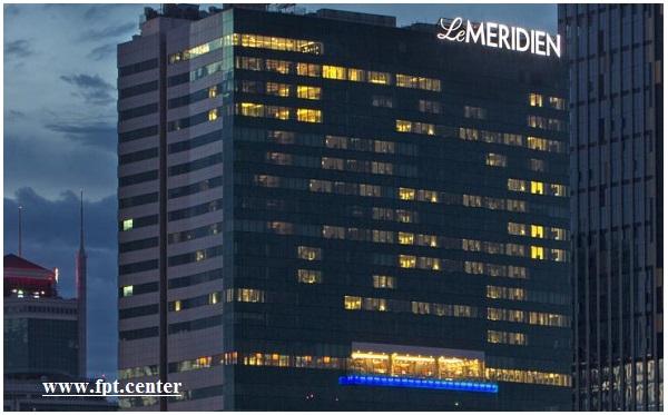 Cung Cấp WiFi Sự Kiện Tại Khách Sạn Le Meridien