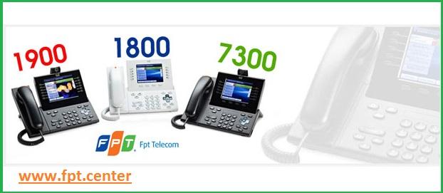 Dịch vụ lắp đặt cho thuê tổng đài 1900 1800 FPT Telecom