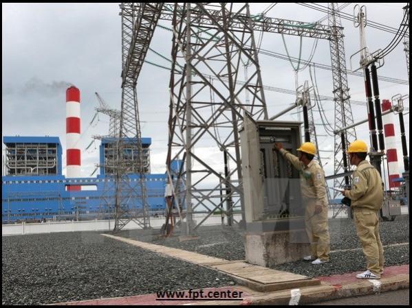 Lắp đặt camera cho các Trạm Biến Áp Trạm Điện
