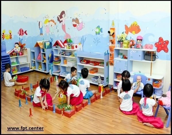 Lắp đặt camera cho Nhà Trẻ Trường Mầm Non Mẫu Giáo