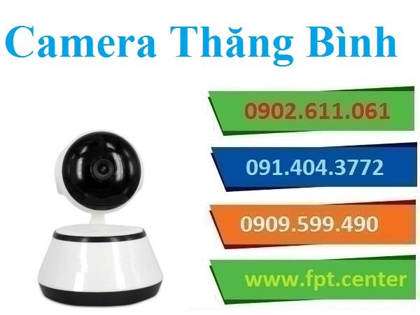 Lắp đặt camera huyện Thăng Bình quan sát tối đa
