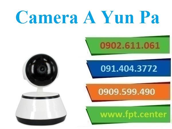 Lắp đặt camera thị xã A Yun Pa giá khuyến mãi hấp dẫn