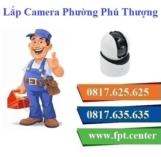 Lắp Đặt Camera Quan Sát Ở phường Phú Thượng Tại Quận Tây Hồ