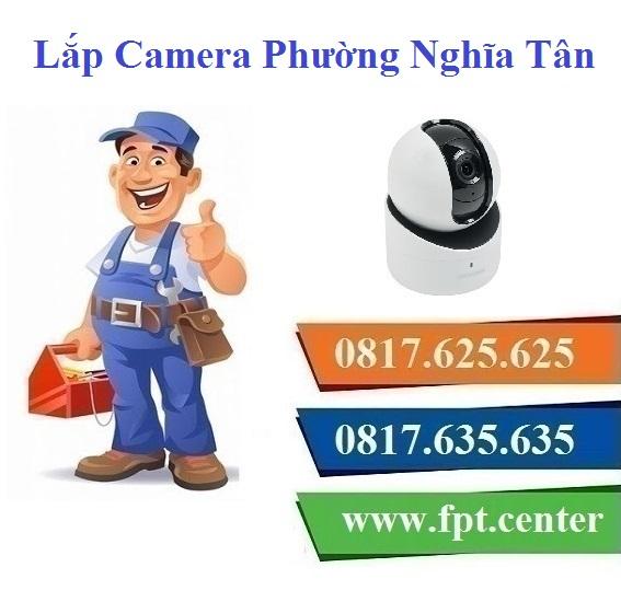 Lắp Đặt Camera Quan Sát Ở phường Nghĩa Tân Tại Quận Cầu Giấy