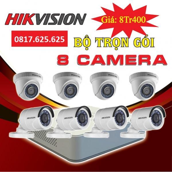 Lắp Đặt Camera Hikvision