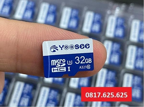 Báo giá lắp đặt Camera YooSee