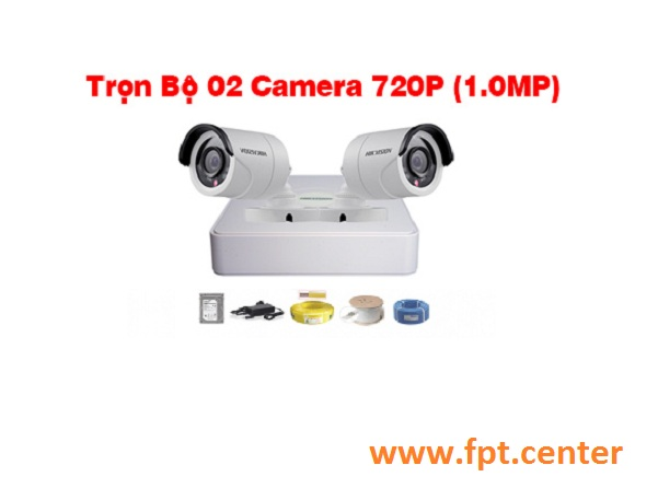 Lắp đặt camera quan sát Quận 2 TPHCM chất lượng cao giá rẻ