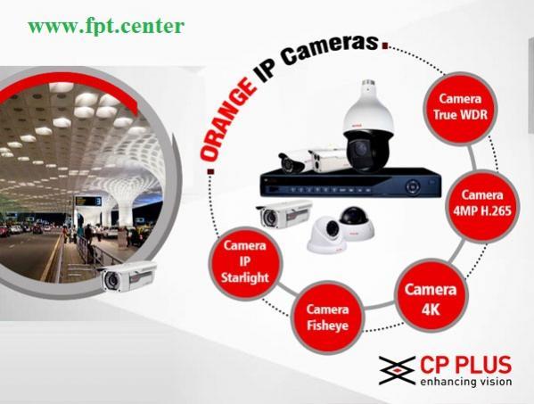 Lắp Đặt Camera CP Plus - Thương hiệu Camera nổi tiếng hàng đầu của Đức