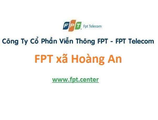 FPT xã Hoàng An
