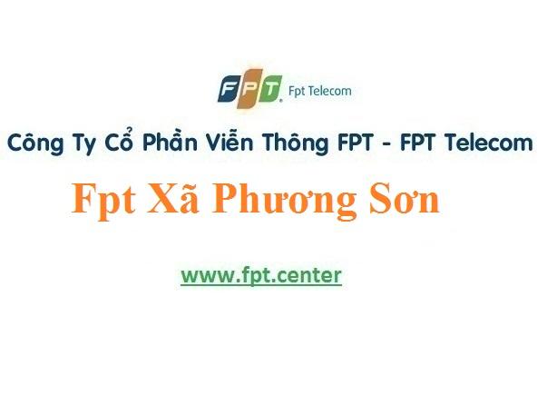 Lắp Đặt Mạng Cáp Quang Fpt xã Phương Sơn ở tại Lục Nam