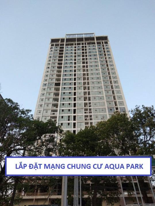 Đăng ký lắp đặt mạng internet Chung cư Aqua Park Bắc Giang
