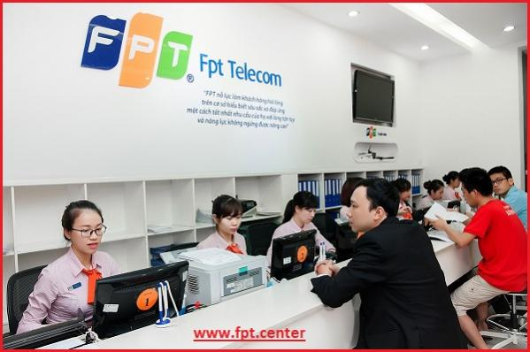 Văn phòng giao dịch FPT Bạc Liêu chi nhánh B15 Trung Tâm Thương Mại Trần Phú