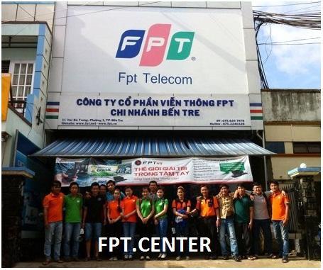 Lắp đặt mạng FPT Bến Tre khuyến mãi HOT