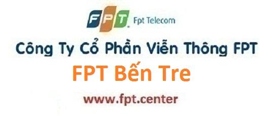 Lắp đặt mạng internet FPT Bến Tre