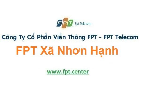 Lắp Đặt Mạng Fpt Xã Nhơn Hạnh ở TX An Nhơn Bình Định