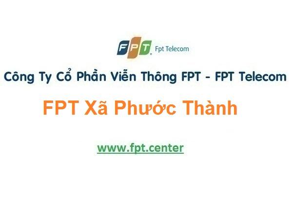 Lắp Đặt Mạng Fpt Xã Phước Thành Ở Tuy Phước Bình Định