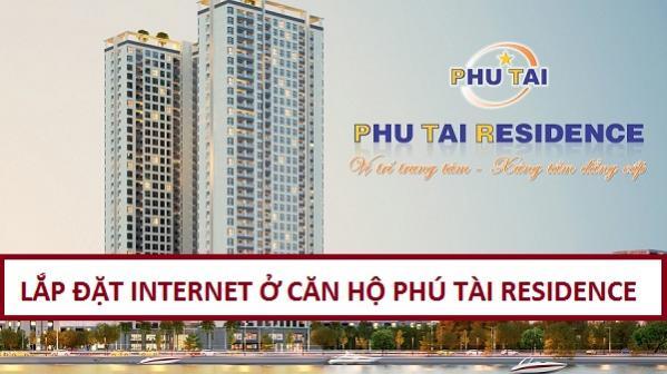 Đăng ký lắp đặt internet căn hộ Phú Tài Residence