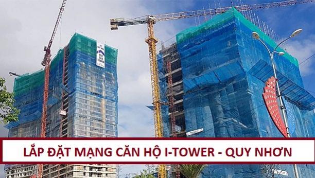 Đăng ký mạng cáp quang căn hộ I-Tower Quy Nhơn